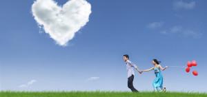 CoupleInLoveUnderHeartCloud900-850x400-3