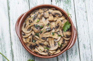 Wild-Mushrooms